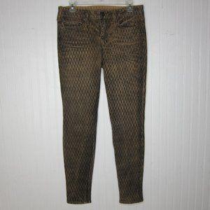 True Religion Halle Mojave Lonestar Jeans Size 30